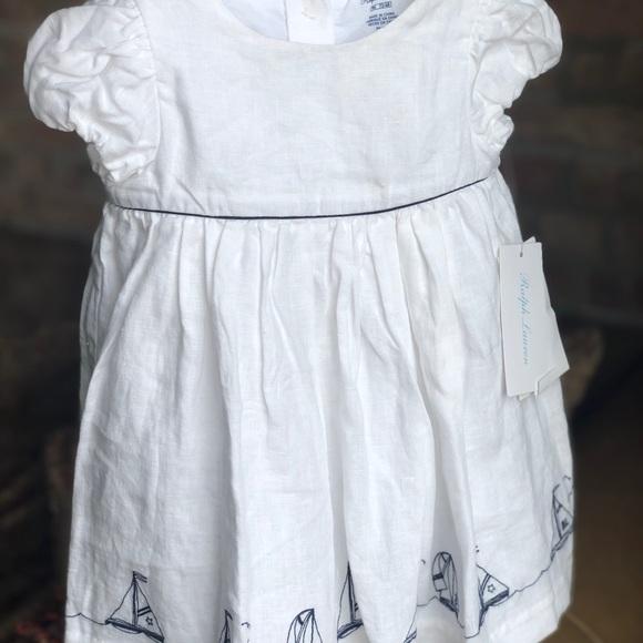 Ralph Lauren Other - Ralph Lauren Dress, New!!